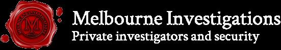 Melbourne Investigations logo