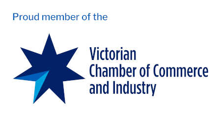 Members of the Victorian Chamber of Commerce